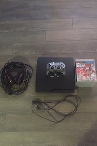 PS3 system with games headset and controller Calgary, T2H 1P8