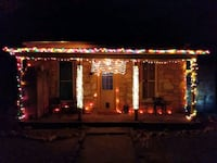 Christmas light designs and installation Denison