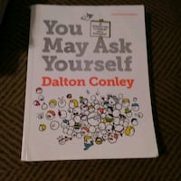 You May Ask Yourself by Dalton Conley book