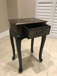 Beautiful table with drawer