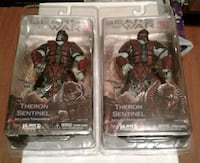 Gears of War Theron Sentinels Action Figures Port Coquitlam, V3B 7G7