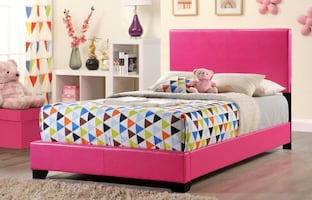 Brand New Bed *** available twin and full size ***MATTRESS IS NOT INC