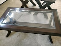 Coffee table and 2 side tables Brampton, L6R 2B1