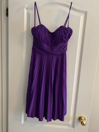 PRICE DROP - Denise Strapless formal dress Size 8 Mississauga, L5B