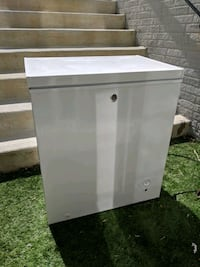 GE brand5.0 cubic ft freezer - clean, works great. Edgewater, 21037