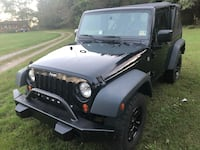 Jeep - Wrangler - 2007 Bluemont, 20135
