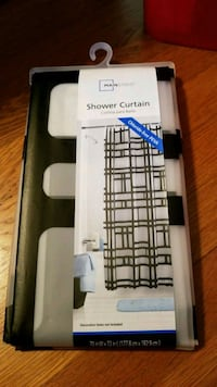 Shower Curtain Los Angeles