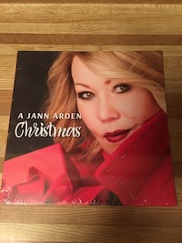 Record Album Vinyl LP Jann Arden Christmas