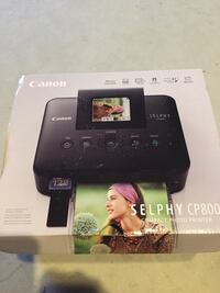 Canon Selfie Printer