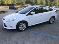 2012 Ford Focus Hoover