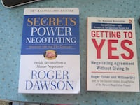 2 Negotiating Skills Books  Winnipeg