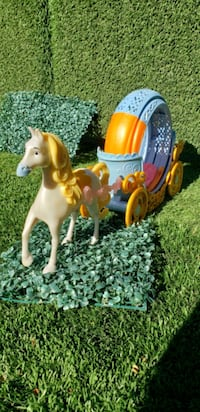 Barbie Horse Carriage Henderson, 89074