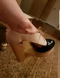 Size 9 Woodies by Jeffrey Campbell