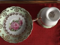 Vintage Fine Bone China Tea cup & saucer Ottawa, K2C 2C4