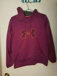 Under armour purple and pink hoodie  Thorold, L2V 4K3