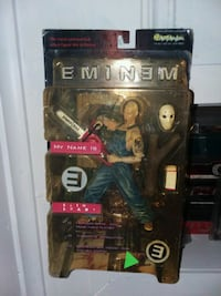 Collector's edition eminem action figure Springfield, 65802