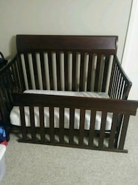 graco crib and seally ortho rest mattress Lexington