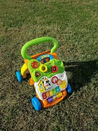 toddler's multicolored activity walker Chesapeake, 23321