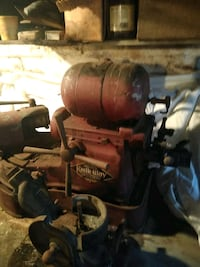 An old valve grinding machine Canton, 44703