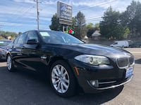 2012 BMW 5 Series Gwynn Oak