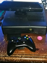 Xbox360 slim with kinect/games Charlotte, 28273