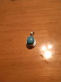 Silver turquoise pendant Perryville, 21903