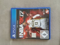 NBA 2K17 Sony PS4 Spieletui 6375 km