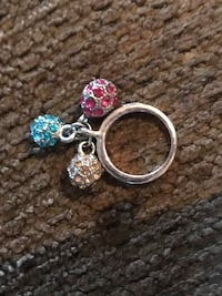 Size 5 rings with charms Fremont, 94538