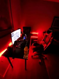 Complete gaming setup for high intensity gaming
