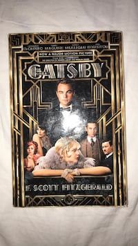 The Great Gatsby Anaheim, 92804