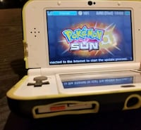 Nintendo New 3ds XL and Sky3ds+