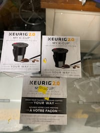 Keurig 2.0 My K-Cup Reusable Coffee Filter Mississauga, L5R 3W1
