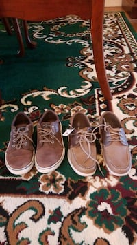 Size 5 Sperry's and Size 4 American Eagle shoes Heathsville, 22473