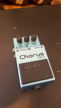 BOSS - CE-3 Made In Japan Chorus Green Label  Toronto