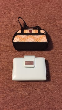 Two nintendo ds cases