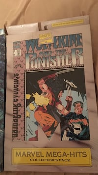 Two mint sealed Marvel comics. 7 in all. Mint condition. Look brand nee Cutler Bay, 33157