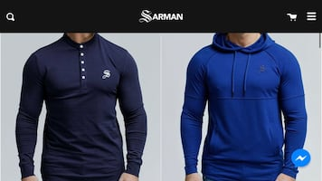 Sarman Men's T-shirt for sale! Chandail pour homme à vendre