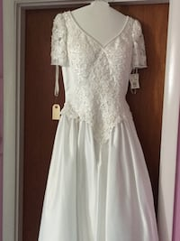 Wedding gown and slippers Fayetteville, 28311
