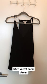 black spaghetti strap mini dress Toronto, M5V 3S8