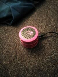 Little speaker would like picked up by Sunday Sidney, 13838