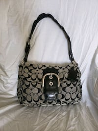 Black and Gray Coach Purse Albuquerque, 87113