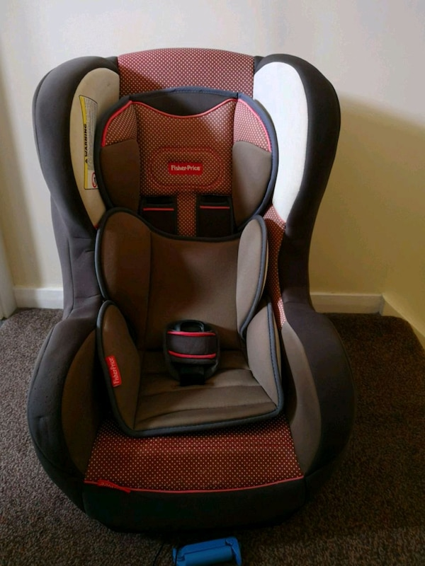 Fisher Price Cosmos Convertible Car Seat Sand