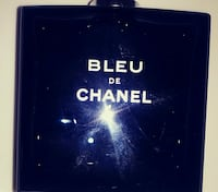CHANEL BLEU (AUTHENTIC) 3.4 oz purchased @ SAKS New Orleans, 70118