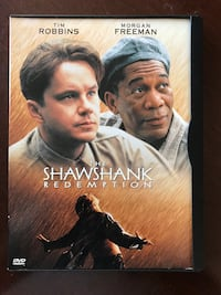 The Shawshank redemption DVD West Haven, 97225