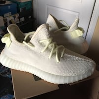 Adidas Yeezy Boost 350 v2 butter, Size 6 and 12 DS Brampton, L6R 0G3
