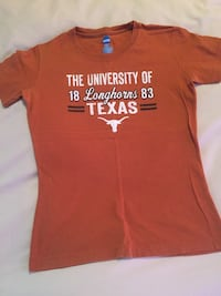 Burnt orange U of Texas Longhorns shirt Lethbridge, T1H 4A4