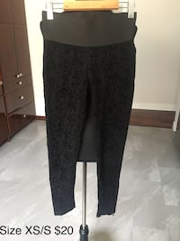 Suede pants size S Kitchener, N2C