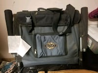 black and gray duffel bag North Las Vegas, 89032