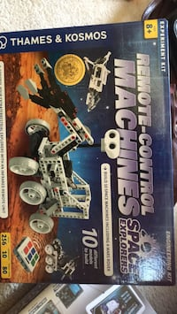 remote control  machines kit brand new never opened Alexandria, 22312