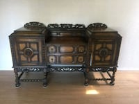 1880's Buffet / Hutch  Langley, V1M 2E5